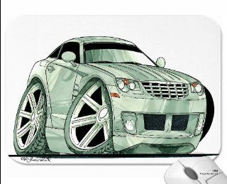 CHRYSLER CROSSFIRE Koolart MOUSE MAT (PERSONALISED FREE )1742   Mouse Pads