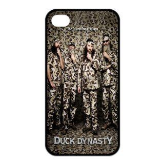 Design TV Series Duck Dynasty Hot Hard Case Cover Skin for Iphone 4 4S: Cell Phones & Accessories