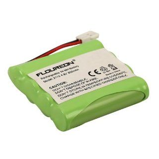 Floureon 4.8V 800mAh Ni MH Rechargeable Baby Monitor batteries for Summer Baby Monitor BATT 02170, H AAA600, H AAA700 : Baby
