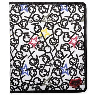 FOX Racing 59268 So Grooveable Binder White: Automotive