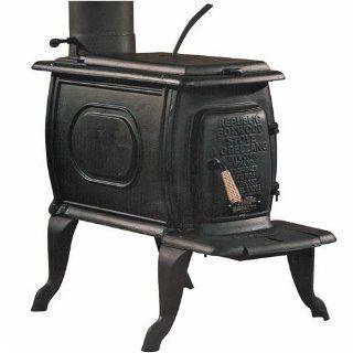 Vogelzang 96,000 BTU Cast Iron Boxwood Stove, Model# BX26E [Misc.]: Home & Kitchen