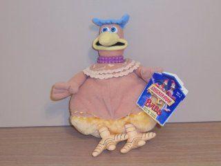 """Chicken Run """"Babs"""" Plush 8"""" Bean Bag Toys & Games"""