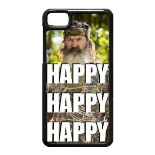 Duck Dynasty Hard Plastic Back Protective Cover for BlackBerry Z10: Cell Phones & Accessories