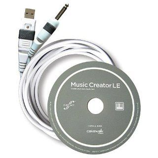 First Act USB Guitar Cable plus Cakewalk Software: Home Improvement