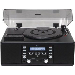 TEAC LP R450 Turntable with Cassette, Radio and CD Recorder (Discontinued by Manufacturer) Electronics