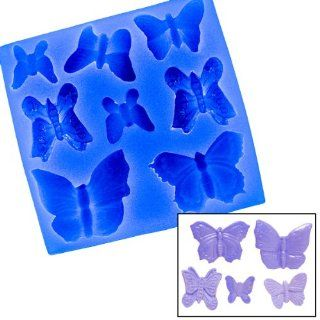 Mini Butterflies Mold by First Impressions Molds: Kitchen & Dining