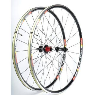 Stans Wheelset Alpha 340 TM 700c Stans 3.3R Hub Shimano  Bike Wheels  Sports & Outdoors