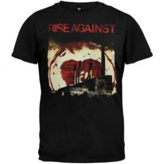 Rise Against   Smoke Stacks T Shirt Clothing