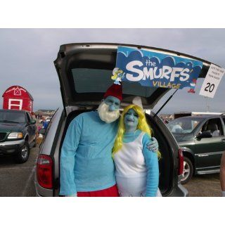 The Smurfs, Smurf Makeup Kit: Clothing