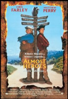 Almost Heroes: Chris Farley, Matthew Perry, Bokeem Woodbine, Eugene Levy:  Instant Video