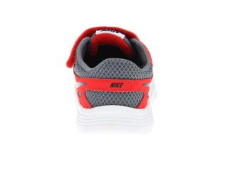 Nike Kids Revolution 2 (Infant/Toddler) Cool Grey/Black/Pimento/Metallic Silver