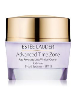 Advanced Time Zone Age Reversing Line/Wrinkle Creme Oil Free Broad Spectrum SPF