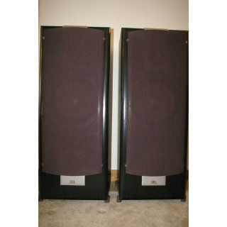 JBL S312BE 3 Way Floor Standing Speaker (Beech) (Discontinued by Manufacturer) Electronics