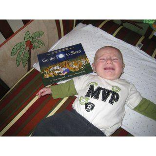 Go the F**k to Sleep: Adam Mansbach, Ricardo Cort�s: 9781617750250: Books