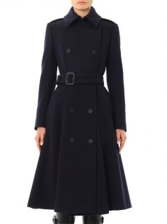 Wool trench coat  Burberry Prorsum