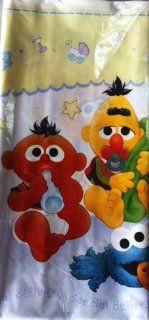 Sesame Street Beginnings Baby Shower Table Cover Toys & Games