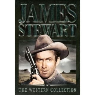 James Stewart: The Western Collection (6 Discs)