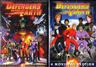 Defenders of the Earth : The Complete 65 Episode TV Series , Defenders of the Earth   Complete Movie Collection   The Story Begins , Necklace of Oros , Book of Mysteries , Prince of Kro tan : Mega Set   29 Hours 35 Minutes: Movies & TV