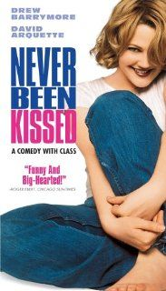 Never Been Kissed [VHS]: Drew Barrymore, David Arquette, Michael Vartan, Molly Shannon, John C. Reilly, Garry Marshall, Sean Whalen, Cress Williams, Octavia Spencer, Sarah DeVincentis, Allen Covert, Rock Reiser, Alex Nepomniaschy, Raja Gosnell, Jeffrey Dow