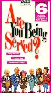 Are You Being ServedHappy Returns [VHS] Mollie Sugden, John Inman, Frank Thornton, Wendy Richard, Nicholas Smith, Trevor Bannister, Arthur English, Harold Bennett, Arthur Brough, Vivienne Johnson, Penny Irving, Mike Berry, David Croft, Jeremy Lloyd Movi