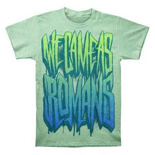 We Came As Romans Spray Logo T shirt Clothing
