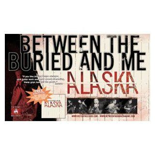 Between The Buried And Me   Posters   Limited Concert Promo   Prints