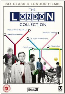 THE LONDON COLLECTION (Small World of Sammy Lee / Sparrows Can't Sing / The London Nobody Knows / The Bicyclettes of Belsize / Pool of London / The Yellow Balloon) Region 2   PAL: Anthony Newley, James Mason, Judy Huxtable, Susan Shaw, Andrew Ray, Kenn
