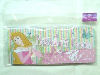Beautiful Sleeping Beauty, Aurora, Disney Princess Room Decor Hang Tag (Beauty's Room)   kids, children, girl, boy, baby, disney, bed, living, home, house, decorate, office, shop, store, hotel.: Toys & Games