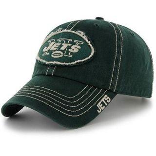 47 Brand New York Jets Lockdown Slouch Snapback Adjustable Hat