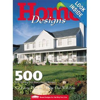 Best Selling Two Story Home Designs HomeStyles 0768877106170 Books