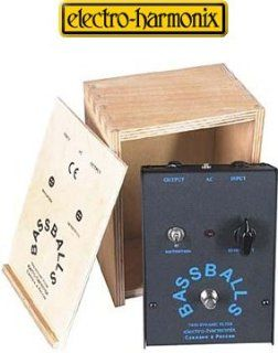 Electro Harmonix Bassballs Effect Pedal: Musical Instruments