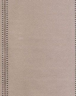 Galerie Natural Faux Feature Wallpaper Leather Stitch Effect Neutral SD102084