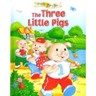 The Three Little Pigs Pop Up Fairy Tales Garrard Way Designed by The Complete W 9781902367972 Books