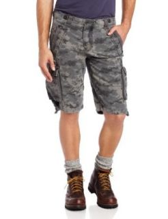 Alpha Industries Men's Tracker Cargo Shorts at  Men�s Clothing store