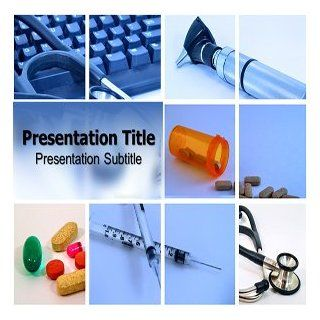 Medical Devices PowerPoint Template   Medical Devices Powerpoint (PPT) Presentations Slide Software