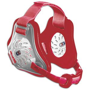 Cliff Keen F3 Twister Headgear   Mens   Wrestling   Sport Equipment   Transluscent/Scarlet/Scarlet