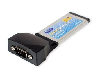 Syba Best Connectivity USB 2.0 Based Serial RS232 Single Port ExpressCard: Electronics