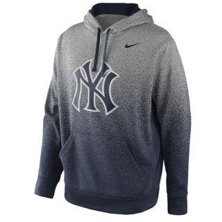 Nike MLB Sublimated KO Hoodie   Mens   Baseball   Clothing   New York Yankees   Grey
