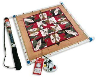Pebeo Arty's Easy Fix Stretcher Frame for Silk Painting, 37 by 37 Inch