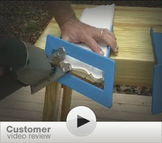 EasyCoper for Crown Molding   Power Jig Saw Accessories