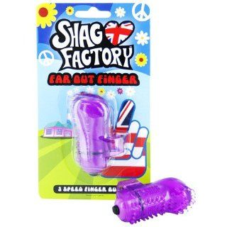 Shag Factory Far Out Finger Vibe Health & Personal Care