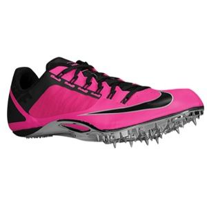 Nike Zoom Superfly R4   Mens   Track & Field   Shoes   Pink Foil/Black/Port Wine/Metallic Platinum