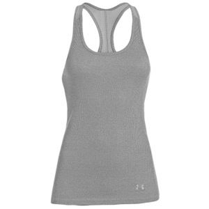 Under Armour Victory Tank   Womens   Training   Clothing   True Gray Heather/Steel