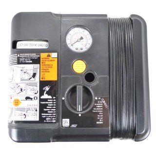 Air Compressor Tire Inflation with Fix a Flat Tire Repair Feature: Automotive