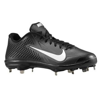 Nike Zoom Vapor Elite BB Metal   Mens   Baseball   Shoes   Black/White