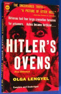 I Survived Hitler's Ovens (formerly Five Chimneys) (Avon T 213) Books