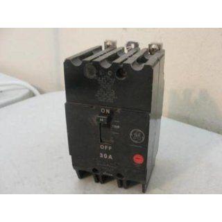 General Electric E11592 Circuit Breaker 30A Thermal Circuit Breakers Industrial & Scientific