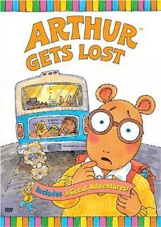 Arthur Gets Lost: Cameron Ansell: Movies & TV