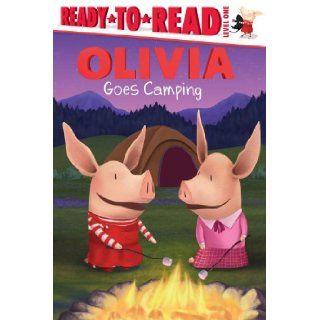 OLIVIA Goes Camping (Olivia TV Tie in): Alex Harvey, Jared Osterhold: 9781442421356:  Children's Books