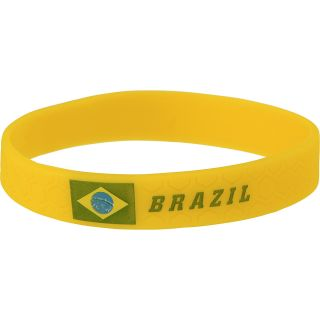 WAGON ENTERPRISE Brazil Nation Wristband